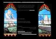 Treasure of the Cathedral: Stained Glass - Triple Symbolism