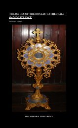 the MONSTRANCE. - Dominica Academy of Arts and Sciences
