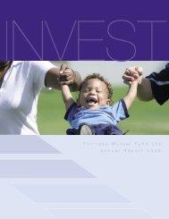 2006 Report - Fortress Mutual Fund Ltd