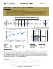FGP Monthly Updates 2012 03.xlsx - Fortress Fund Managers