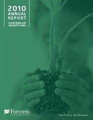2010 Report.pdf - Fortress Mutual Fund Ltd