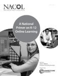 A National Primer on K-12 Online Learning - iNACOL - Page 2