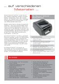 Der Monarch® 9416 XL™ Desktop-Drucker - Avery Dennison - Seite 3