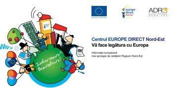 Brosura de prezentare Centru ED Nord-Est (2009) - Agentia pentru ...