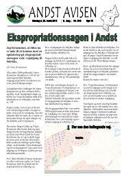 Andst Avisen uge 13 2012