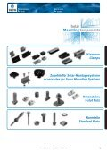 Nutensteine T-slot Nuts Normteile Standard Parts Klemmen Clamps - Seite 3