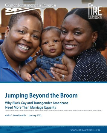Jumping Beyond the Broom - Arcus Foundation