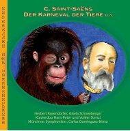 C. Saint-Saëns Der Karneval der Tiereu.a. C. Saint-Saëns Der ...