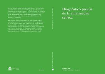 Diagnóstico precoz de la enfermedad celíaca (pdf) - Ministerio de ...