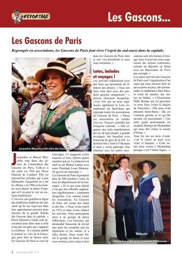 Les Gascons... - Le Canard Gascon