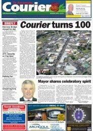 Te Awamutu Courier - April 18th, 2011 - Te Awamutu Online