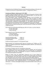 Protokoll vom 11.09.2012 - Hittisau