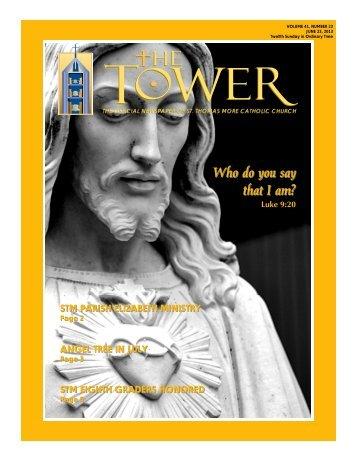 June 23, 2013 - St. Thomas More Catholic Church