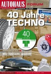 Wer mitmacht, gewinnt! - TECHNO-EINKAUF GmbH
