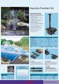 Wasserspielpumpe Aquarius Fountain Set - Seite 2