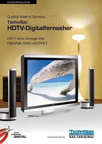 TechniSat HDTV-Digitalfernseher