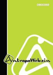 AntropoWebzin 3-2011