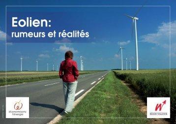 Rumeurs et réalités - Portail de l'énergie en Région wallonne