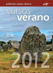 Los cursos de verano - editorial VERBO DIVINO