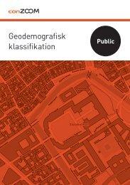 Geodemografisk klassifikation - DenOffentlige.dk