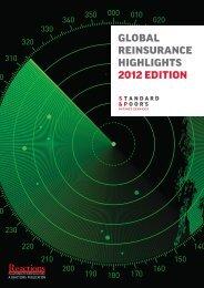 Global Reinsurance Highlights 2012 - Reactions