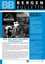 BB Web pagina's (Page 1) - Stichting De Bergen
