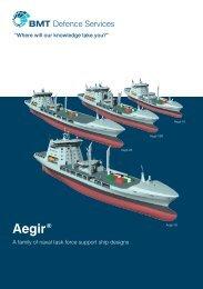 Aegir® - BMT Defence Services