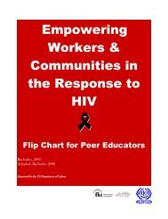 What is HIV? - Caribbean HIV/AIDS Alliance