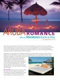 Caribbean Living - Aruba Romance, Where Wanders Come to Stay - Page 2