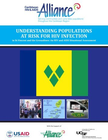 Understanding PoPUlations at risk For Hiv inFection