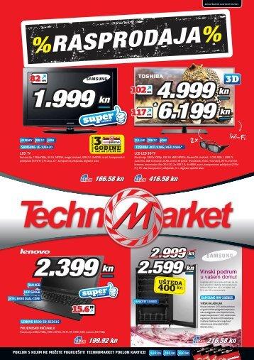 2.599 kn - Technomarket