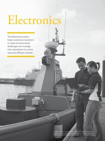 Electronics - Singapore Technologies Engineering