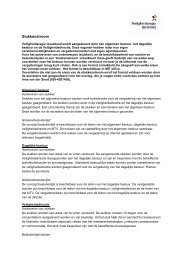 Stukkenstroom - Veiligheidsregio IJsselland