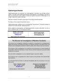 kvartalsvis orientering 2 2009 - Søfartsstyrelsen - Page 3