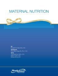 LB2882MaternalNutriti+ - Mead Johnson Nutrition