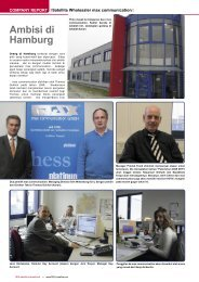 Ambisi di Hamburg - TELE-satellite International Magazine