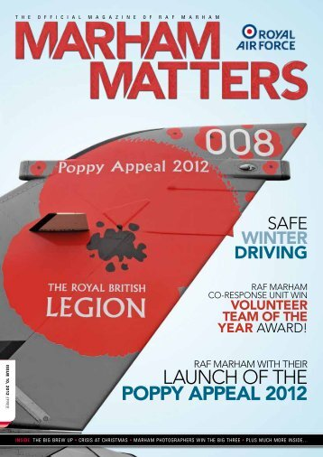 issUE 10 - Marham Matters Online