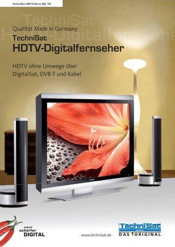 HDTV-Digitalfernseher