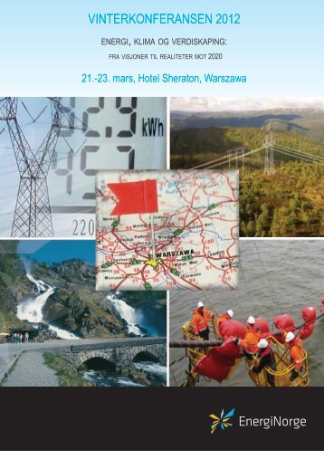 VINTERKONFERANSEN 2012 - Energi Norge