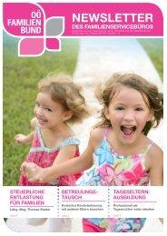Newsletter_Ausgabe_1-2012 - OÖ Familienbund