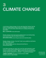 3 Climate Change - Cambridge Programme for Sustainability ...