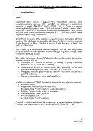 izmjene 2012_I OBRAZLOZENJE - Grad Biograd na Moru