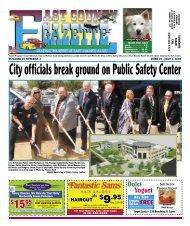Gazette 062509.indd - East County Gazette