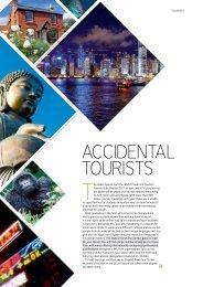 ACCIDENTAL TOURISTS - Coco Palm