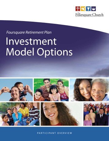 Investment Model Options - Foursquare Financial Solutions