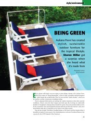Being green - Tourism Intelligence International