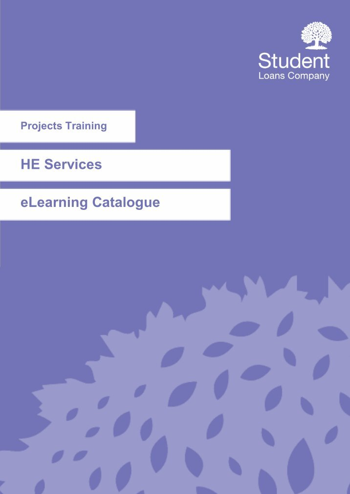 student loan company thesis servicing