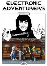 Spielelösungen: Sammelband 2 (Science Fiction) - Rütschlin, Jochen