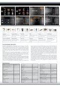 NAVigatiON & MultiMEDIA SPECiFiQue - Page 7