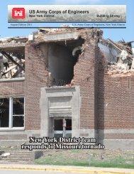 New York District team responds to Missouri tornado